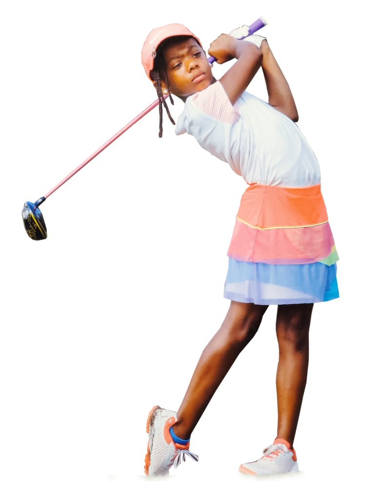 Girls Golf, My Vision Golf, LPGA Girls Golf